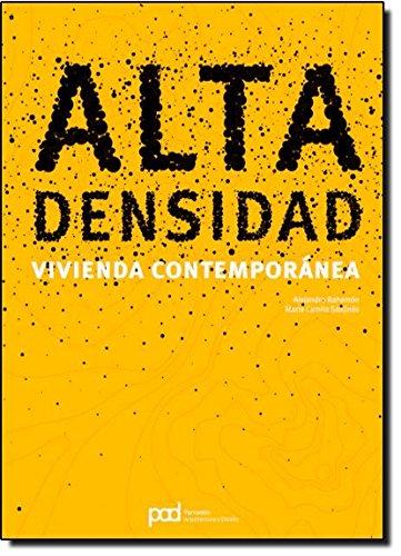 ALTA DENSIDAD VIVIENDA CONTEMPORANEA por Alejandro Bahamón