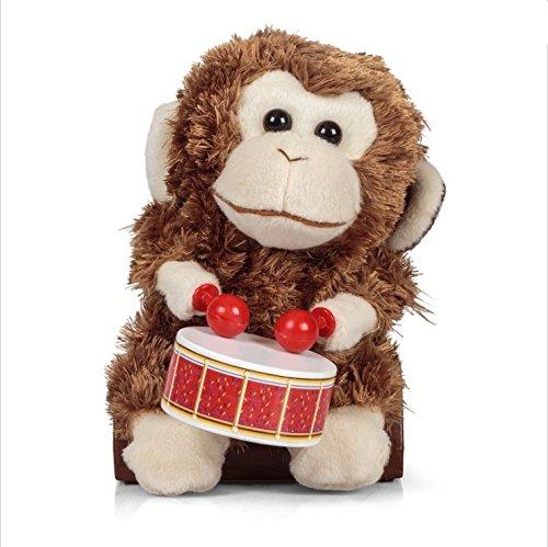 Drumming Monkey - Affe mit Trommel Spielzeug