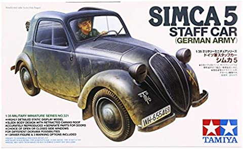 TAMIYA Car Kit - Simca 5