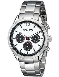 SO&CO Reloj 5004.2 Plateado