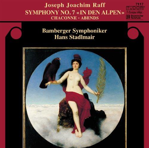 """Joseph Joachim Raff - Symphonie Nr. 7 """"In den Alpen"""" op. 201"""