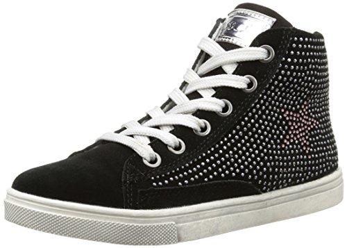 Asso  I36400,  Sneaker ragazza Nero Noir (C22400) 30