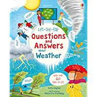 Lift-the-Flap Questions and Answers Weather