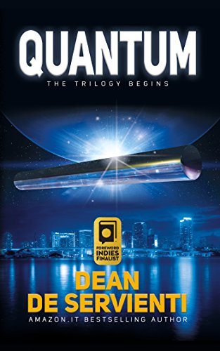 QUANTUM: An Espionage and Techno Thriller Mystery Novel (English Edition)