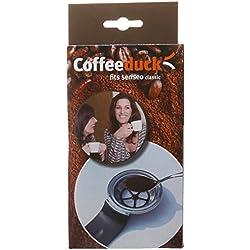 Coffeeduck Classique Filtre à Café Rechargeable Permanent pour les Modèles Senseo HD7810/HD7812