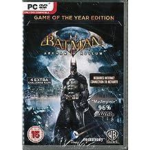 [Sponsored]Batman Arkham Asylum - Game Of The Year Edition (PC)