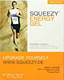 Squeezy Sports Nutrition Energy Gel Box 12 Beutel 33 g Gemischte Geschmäcker,...