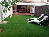 Pindia High Density Artificial Grass Carpet Mat for Home Office Lawn Garden Balcony