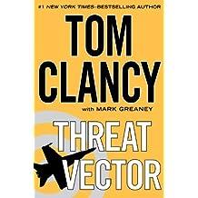 Threat Vector (Thorndike Perss Large Print Basic)