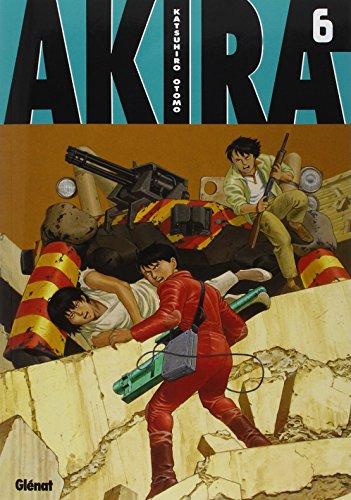 Akira, tome 6 : Chaos par Katsuhiro Otomo