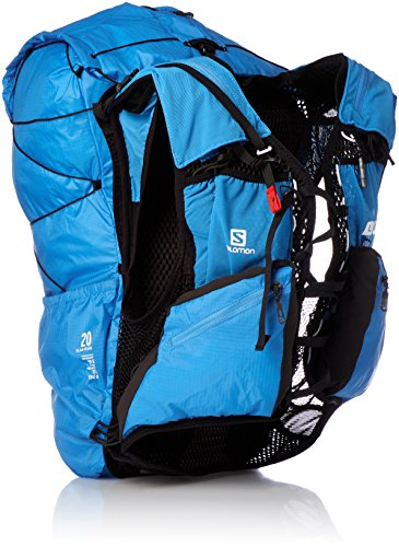Salomon Bag S/Lab Peak 20, Zaino Uomo Blu/Transcend Blue/Black