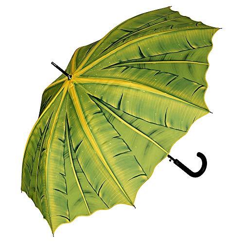 VON LILIENFELD Paraguas Automática Mujer Motivo Techo