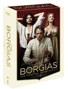 The Borgias : The Original Crime Family , Seasons 1-3 [DVD]