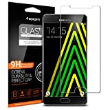 Spigen® Samsung Galaxy A52016Verre de protection, verre, * * Easy Install Kit * * [Antique Ratz Ultra Clear] Gourmette en verre haute qualité 0,33mm, dureté 9H, anti huile, bulles, Galaxy A52016Film de protection d'écran Samsung A52016(sgp11837)