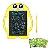 Sepper Caballete de Pizarra mágica para niños, 9Pulgadas portátil electrónica de Texto y Caracteres–Pizarra, niños, Mano GES chriebenes Papel de Regalo, Pingüino para el Colegio y Oficina
