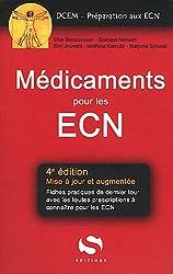 Médicaments aux Ecn 4e ed
