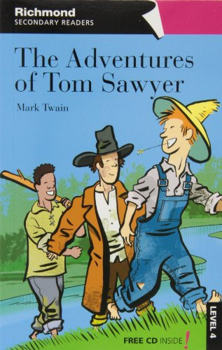 the-adventures-of-tom-sawyer-level-4-secondary-readers