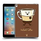 Head Case Designs Instantkaffee Kaffee Persönlichkeiten Ruckseite Hülle für Apple iPad Pro 2 10.5 (2017)