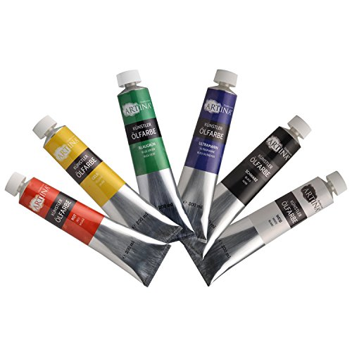 artinar-oil-paint-6-200ml-tubes-professinal-artist-oil-paint-set-highly-pigmented