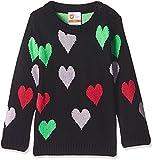 #8: 612 League Baby Girls' Knitwear (ILW00V790015TE_Black_6-12M)