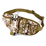Shuzhen,Nouveau fan de l'armée en plein air multi-usages sport poches imperméables sac à bandoulière...