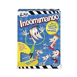 Hasbro Gaming – Indomimando (Gioco in Scatola), B0638103