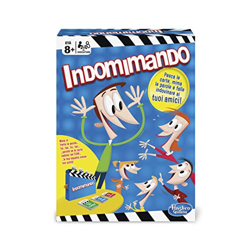 Hasbro gaming indomimando (gioco in scatola, hasbro gaming)