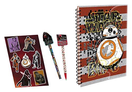 Simba-40305-Tagebuch und Zubehör-Star Wars-EP. VII (7 Ep Star Wars)