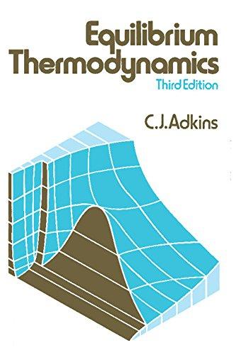Equilibrium Thermodynamics Paperback