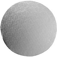 Confezione di 6Mason Cash–Argento, Rotondo, 30cm 12