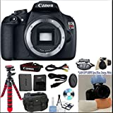 Canon EOS Rebel T5 DSLR Camera with EF-S...