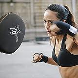 - Boxsack-Training, Handschuhe, Boxhandschuhe, Haken, Jab-Strike, aus PU-Leder mit Zielscheiben- und Handschuh, für UFC, ergonomische Handgelenk-Pads, Pratzen vorgekrümmt für Kickboxen, groß, Karate-Handschuhe, geeignet