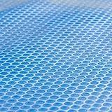 aigue-marine Film Solaire Piscine Chauffage Bâche solaire pour piscine dans différentes tailles 6 x 4m