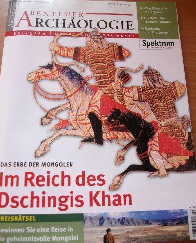 Abenteuer Archäologie - Spektrum der Wissenschaft 2/2005