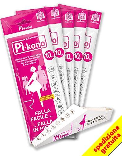 Formato convenienza 50 Pì-kono - Cono monouso per fare la