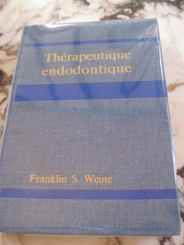 Thérapeutique endodontique
