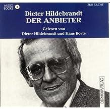 Der Anbieter. Audiobook. 2 CDs