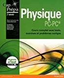 Physique PC-PC* (Inclus eText)