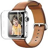 Oittm Coque Apple Watch 42mm[Apple Watch Série 2]Ecran Protection Apple Watch 42mm Anti-choc Coque Apple Watch 42mm Anti-rayure [Apple Watch Série 2, 42mm]