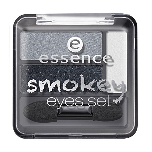 Eye Essence (essence Smokey Eye Set Lidschatten NR. 01 - SMOKE Y NIGHT 2,24 g)