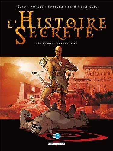 L'Histoire secrète - Intégrale T1 à T4