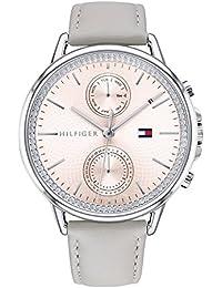 Tommy Hilfiger Unisex-Armbanduhr 1781914