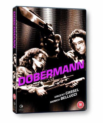 Dobermann (1997) ( Dober mann ) [ NON-USA FORMAT, PAL, Reg.0 Import - United Kingdom ] by Vincent Cassel