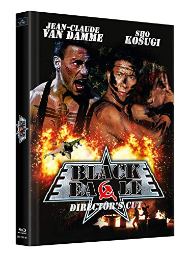 Black Eagle - Mediabook Cover B - Limitiert auf 125 Stück [Blu-ray] [Director's Cut]