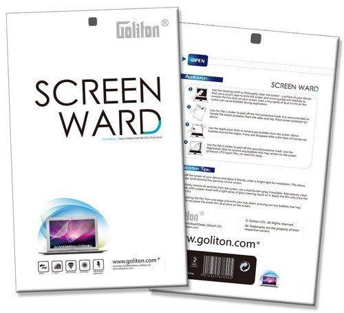 Goliton® Antireflex Displayschutzfolie für Standard-Display 15,6 Zoll (345 x 194mm) -