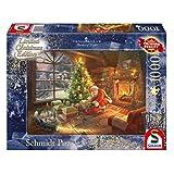 Schmidt Spiele Puzzle Der Weihnachtsmann ist da!