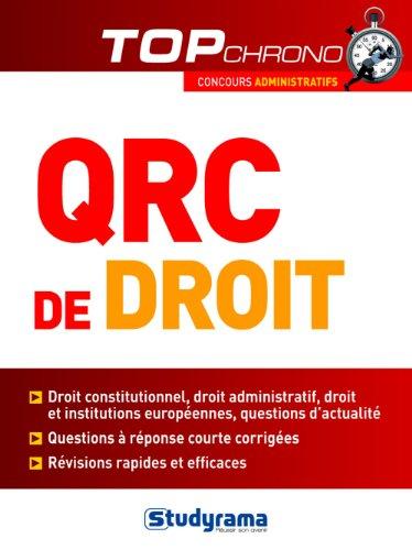 QRC de droit