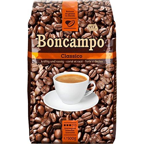 Kaffee Boncampo Bohnen 'Mittel'