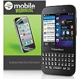 Blackberry Q5 Écran Protecteur Garde Paquet 5
