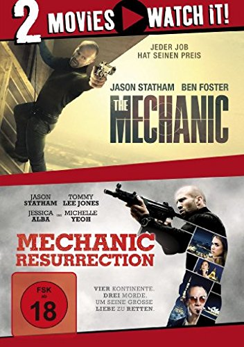The Mechanic/Mechanic: Resurrection [2 DVDs]